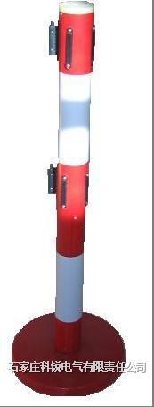 雙層帶式絕緣伸縮圍欄 JLD-L-5米