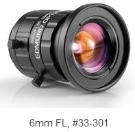 UC系列定焦镜头(超紧凑型)