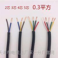电源电缆ZA-RVV-3*2.5