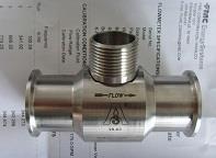 INVALCO衛生型渦輪流量計 WS系列