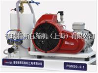 氦气回收机、全无油氦气回收机、高压氦气回收机 PGH、PHHW