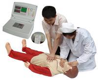 液晶彩顯上等電腦心肺複蘇模擬人 KAH/CPR500