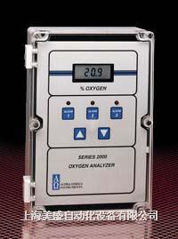 Series 2000 Percent Oxygen Analyzer Series 2000 Percent Oxygen Analyzer