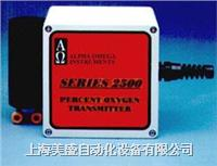 Series 2500/2510 Percent Oxygen Transmitter Series 2500/2510 Percent Oxygen Transmitter