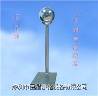 觸摸式人體靜電消除球 巨星-觸摸式人體靜電消除球