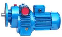 MB系列無級變速機(功率:0.18KW~7.5KW) 基本型帶上等齒輪MB-C