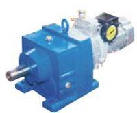MB系列無級變速機(功率:0.18KW~7.5KW) 基本型配雙級擺線減速機MB-XWE