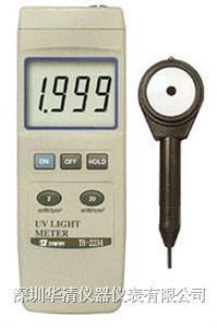 YK34UV紫外线强度计 紫外强度计便携手持台湾路昌深圳代理促销 YK34UV