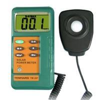 TM-207太阳能功率表仪计辐射热计光谱仪光度计便携手持生产代理价格优惠 TM-207