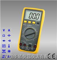 VC890C+|VC890D|VC890T手動量程數字萬用表 VC890C+|VC890D|VC890T
