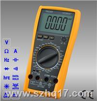 VC9806+|VC9807A+|VC9808+手動量程數字萬用表 VC9806+|VC9807A+|VC9808+