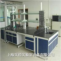 鋼木實驗台  實驗操作台