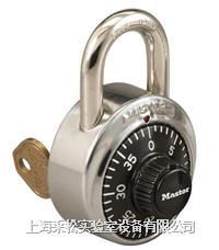 钥匙超控3位密码挂锁 1525、1525LF、1525LH