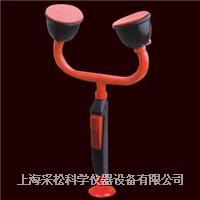 雙口台式洗眼器 按鈕式,CS-2707