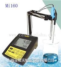 Mi160实验室pH/ORP/ISE/Temp测试仪 Mi160