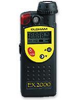 法國奧德姆可燃氣體檢測儀 EX2000