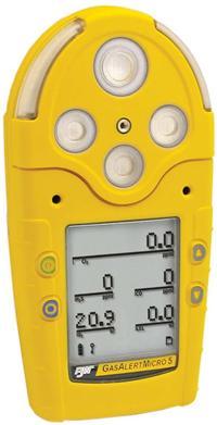 多種氣體檢測儀  GasAlertMicro5