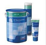 SKF帶固體潤滑劑的超高粘度軸承潤滑脂 LGEV2