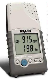 便携式CO2探测器 便携式