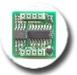低成本两轴数字罗盘 HMR3100