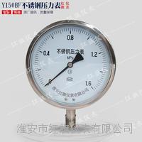不锈钢304压力表