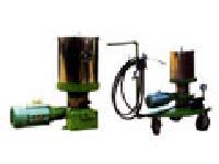 单线干油泵