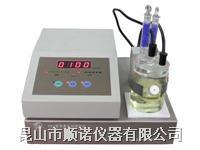 WS-2型微量水分測定儀 WS-2型