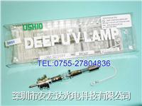 日本USHIO UXM-Q256BY,UV燈點光源