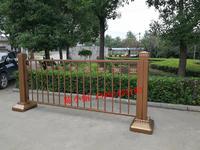 江蘇廠家直銷304不銹鋼護欄北京長安街通州區同款金色護欄防撞欄桿