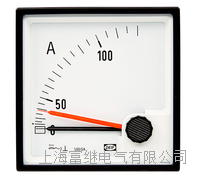 BQ72-A双指针电流表 BQ96-A
