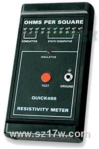 QUICK499表面阻抗测试仪 QUICK499 快克499 说明书
