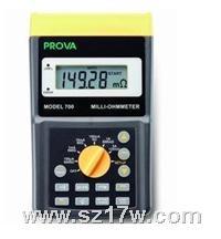 PROVA-700微歐姆表 泰仕700 PROVA700 PROVA-700