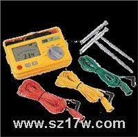 接地電阻測試儀 TES-1700 TES1700 泰仕1700