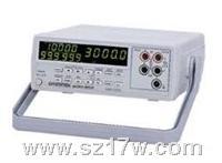 GOM-802GDC直流低電阻測試儀 GOM-802GDC