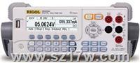DM3058E 数字万用表 DM3058E  参数  价格  说明书
