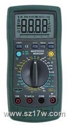 MS8222H带电感电容数字多用表 MS8222H  参数  价格  说明书