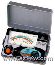 接地电阻测试仪 MODEL 4102AH MODEL 4102AH  参数  价格  说明书