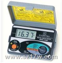 接地电阻测试仪MODEL 4105AH MODEL 4105AH 参数  价格   说明书