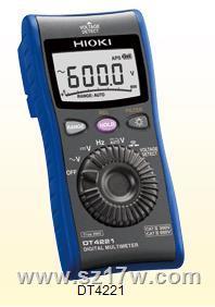 数字万用表DT4250和DT4220系列 DT4251、DT4252、DT4253、DT4221、DT4222参数  价格  说明书