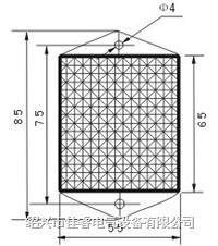 鏡麵反射板 TD01-1