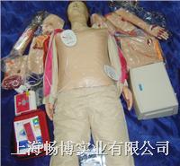 AED除颤创伤心肺复苏训练模拟人 AED-CBB-CPR600