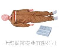 心肺复苏模拟人|液晶显示高级全自动电脑心肺复苏模拟人(男/女)  CBC/CPR400