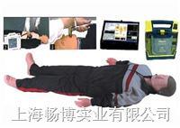 高级多功能急救训练模拟人(CPR、气管插管、除颤起搏四合一功能) CBC/ALS850