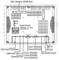 WEINVIEW威纶人机界面 MT8104X