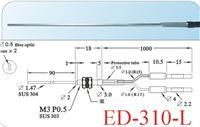 台湾广视GX漫反射型光纤线 ED-310-L、ED-310-M、ED-310-S