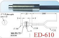 台湾广视GX漫反射型光纤线 ED-610、ED-610-I