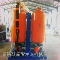 领新聚氨酯高压发泡机 仿木制品生产设备 富民大型设备 gy-220