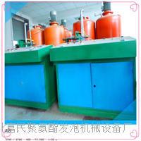 聚氨酯低压发泡机设备小型填充聚氨酯发泡机 dy-109