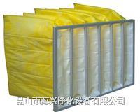 中效空氣過濾器-中效過濾網-中效袋-板式中效過濾器