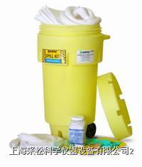 輪式油泄漏處理桶套裝